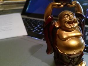 buddha keyboard